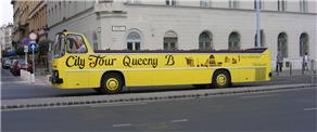 Running an inner city bus tour service