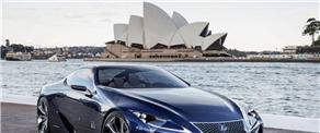 Arranging a car show in Sydney Australia